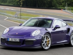 Purple Porsche for (Pieman - Jon)