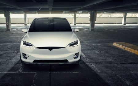 Tesla Model X - Tesla, model, car, electric, x