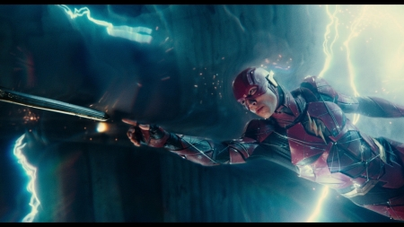 The Flash In Justice League Movies Entertainment