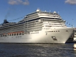 Cruise Ship MSC Magnifica
