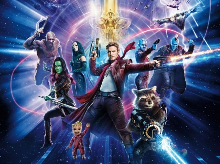 Guardians Of The Galaxy Vol 2 Movies Entertainment Background