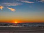 Sunrise at Assateague National Seashore