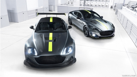2018 Aston Martin Vantage AMR Pro and Rapide AMR - Pro, AMR, Car, Vantage, Rapide, Sports, Aston Martin
