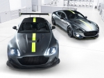 2018 Aston Martin Vantage AMR Pro and Rapide AMR