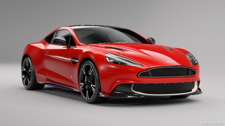 2017 Aston Martin Vanquish S Red Arrows - Vanquish, Aston Martin, Red, Arrows