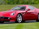 2008 Alfa Romeo 8C Competition