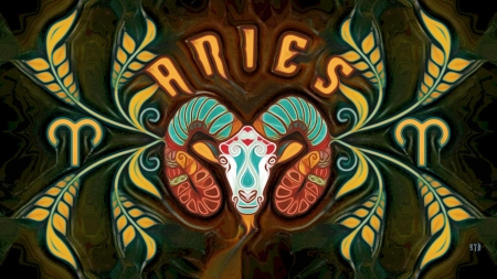 Aries Other Abstract Background Wallpapers On Desktop Nexus Image 2288057