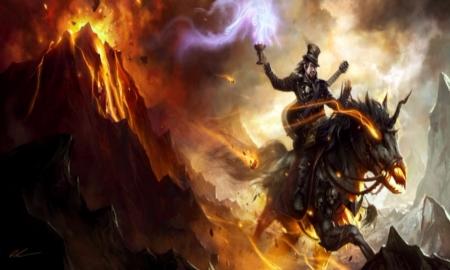 Fantasy Art Steampunk Man