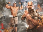 john cena and the rock