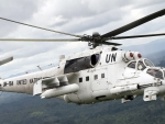 Mil MI-24 - United Nations