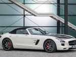 2015 Mercedes-Benz SLS AMG GT Roadster Final Edition