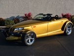 2002 Chrysler Prowler 1 of 583 in Inca Gold