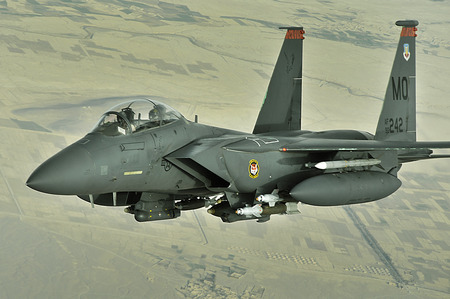F15. STRIKE EAGLE. - f15, strike, fighter, eagle, recon, military, jet