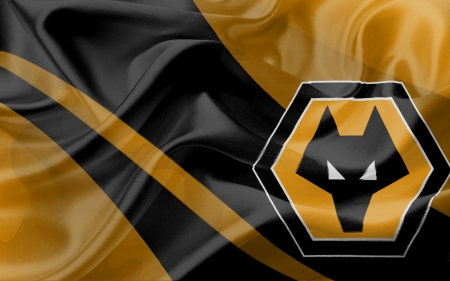 Wolves FC Flag - Soccer & Sports Background Wallpapers on ...