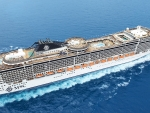 Cruise Ship MSC Splendida