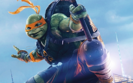 Teenage Mutant Ninja Turtles 2014 Movies Entertainment Background Wallpapers On Desktop Nexus Image 2290312