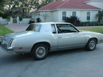 1978 Oldsmobile Cutlass Supreme Brougham Coupe