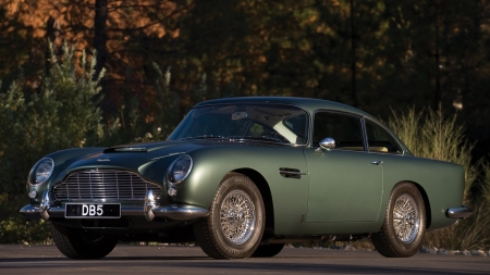 Aston-Martin - Aston, car, Martin, green