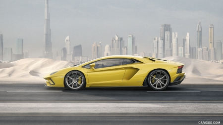 2017 Lamborghini Aventador S Lamborghini Cars Background
