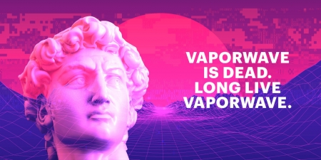 Vaporwave - 3D and CG & Abstract Background Wallpapers on