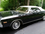 1970 Chrysler Convertible