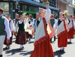 Latvian National Costumes