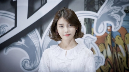 iu - k-pop, iu, korean, girl