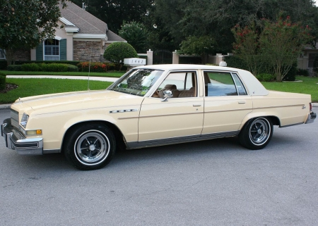 1978 Buick Electra Limited - Old-Timer, Buick, Car, Limited, Electra