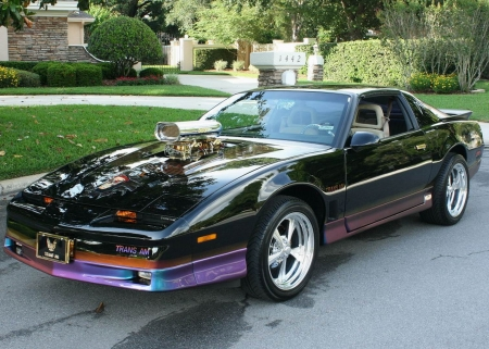 T Top Cars >> 1986 Pontiac Trans Am T Top Coupe Pontiac Cars Background