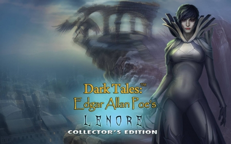 Dark Tales 11 - Edgar Allan Poes Lenore09 - fun, puzzle, video games, cool, hidden object