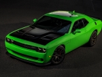 2015 Dodge Challenger SRT Supercharged HEMI Hellcat