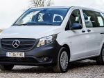 2015 Mercedes Benz Vito Tourer