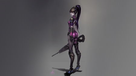 Overwatch - Widowmaker