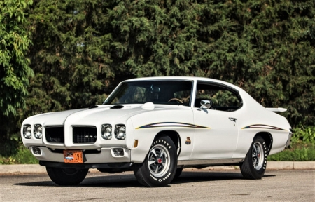 1970 Pontiac GTO-JUDGE - 1970, Pontiac, Judge, GTO