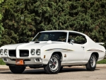 1970 Pontiac GTO-JUDGE