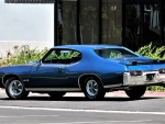 1969 Pontiac GTO-JUDGE