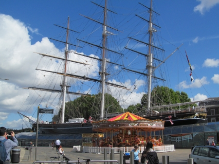 Cutty Sark - Greenwich, Boats, Cutty Sark, Sailing, Clippers