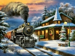 Holiday Limited - Train F