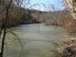 Mohican River in Spring