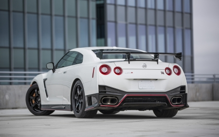 nissan gtr nismo - nismo, coupe, japanese, nissan