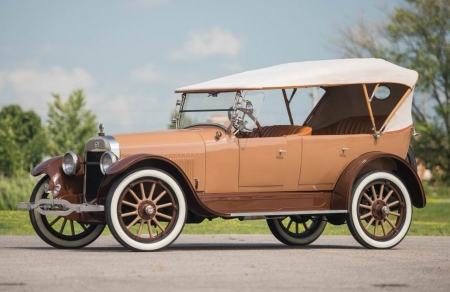 1922 Buick Series 22-45 4-door 5-passenger Touring - Old-Timer, Buick, Car, Series 22-45, 5-Passenger, Touring, 4-Door