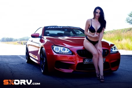 Beautiful Girl With Car Bmw Bmw Cars Background Wallpapers On Desktop Nexus Image 2292545