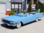 1960 Oldsmobile Super 88 Convertible National Winner 394