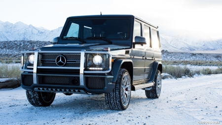 2017 Mercedes-AMG G65 AMG - G65, Mercedes, Car, Mountain, AMG