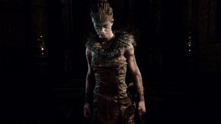 Hellblade 2017 - games, blade, 2017, video, Hell