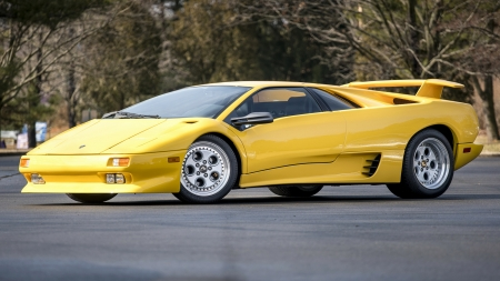 1990 Lamborghini Diablo Lamborghini Cars Background Wallpapers