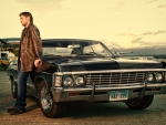 Dean Winchester & his Baby