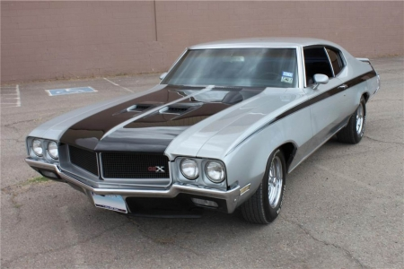 1972 Buick GSX 2-Door Coupe - Old-Timer, Coupe, Buick, Car, Muscle, 2-Door, GSX