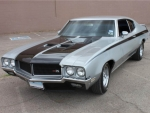 1972 Buick GSX 2-Door Coupe
