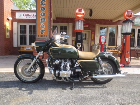 1979 Honda Gold Wing GL 1000 - 1000, Bike, Honda, GL, Wing, Gold